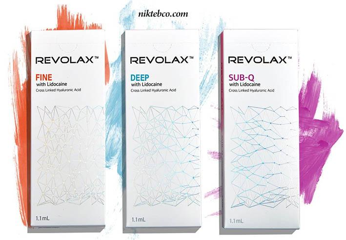 Revolax - مقایسه بهترین ژل های هیالورونیک اسید 2020