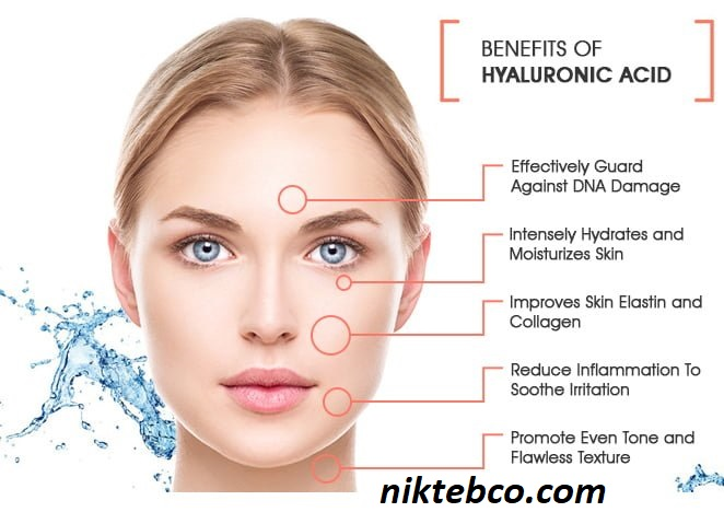 مزیت هیالورونیک اسید